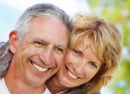 Cosmetic Dentistry - Couple Smiling