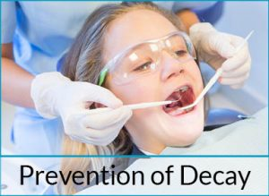prevention of decay and gum disease