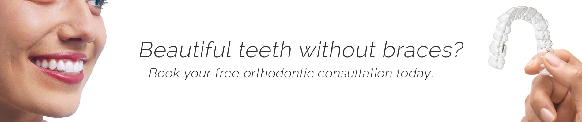 Invisalign at dhealth Dentistry Camberwell - Beautiful teeth without braces