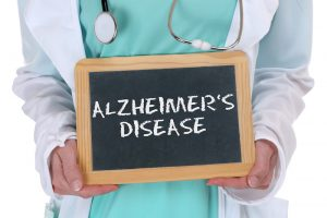 alzheimers disease oral health
