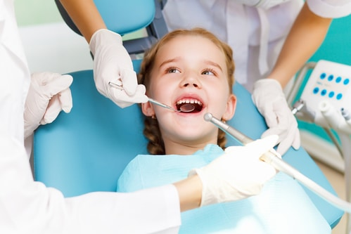science paediatric dental care