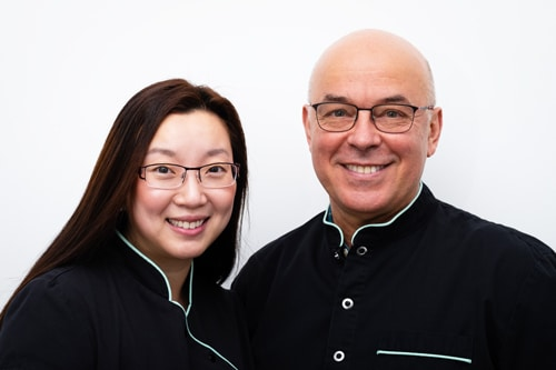 Dr Stefan Dr Anna Dentists Camberwell